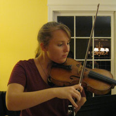 how to get violin group to play together